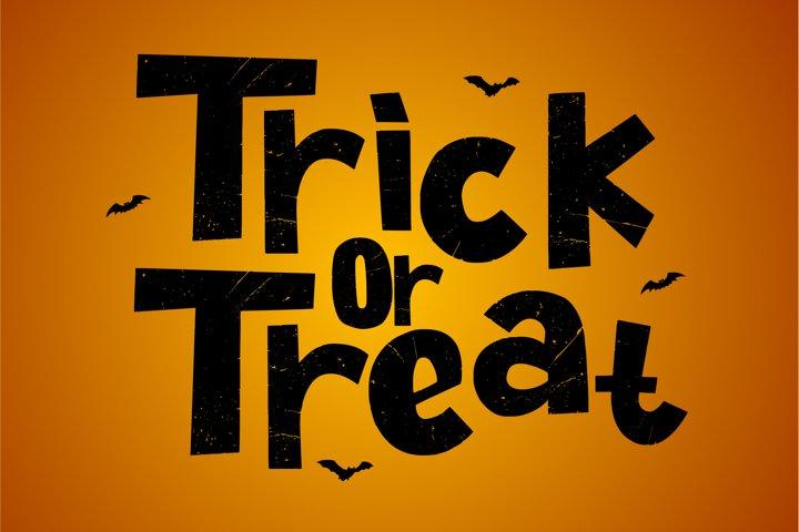 Halloween Spokeland Cartoon Font - Free Font Of The Week Design0