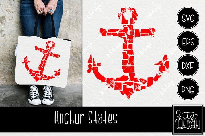 Anchor States SVG