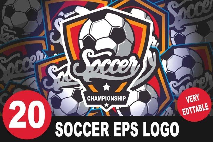 Soccer Logo Bundle
