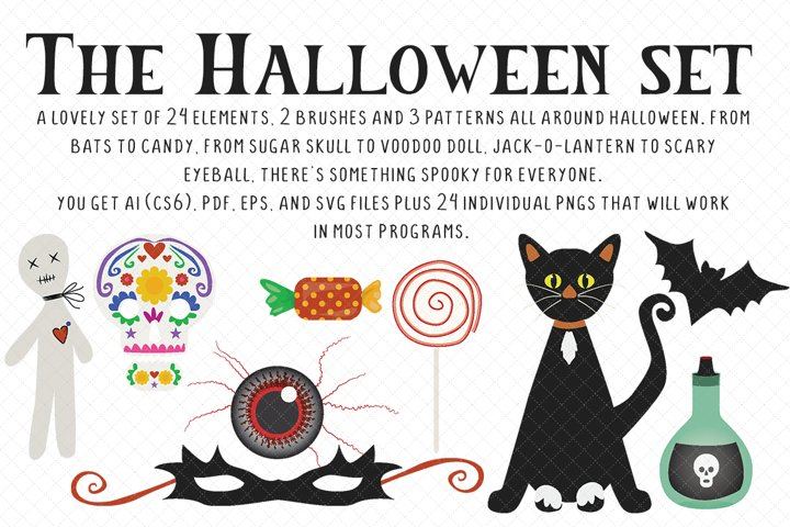 Everything Halloween Set