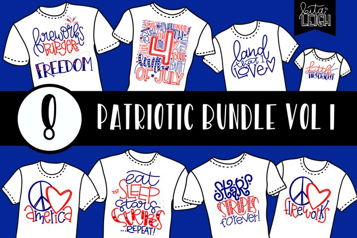 Patriotic Design Bundle
