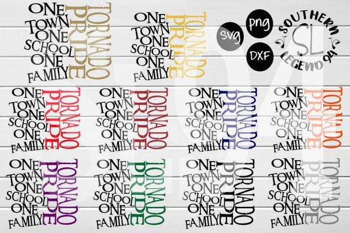 Tornado Pride10 set bundle png svg dxf