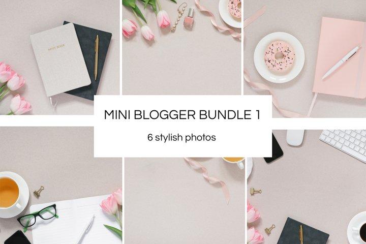 Mini Blogger Bundle 1