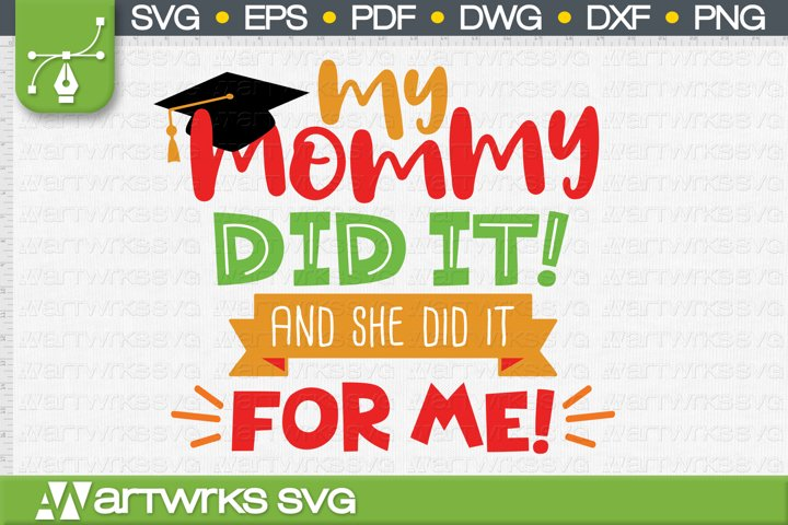 Mother daughter SVG files for Cricut | Mommy Did it For Me