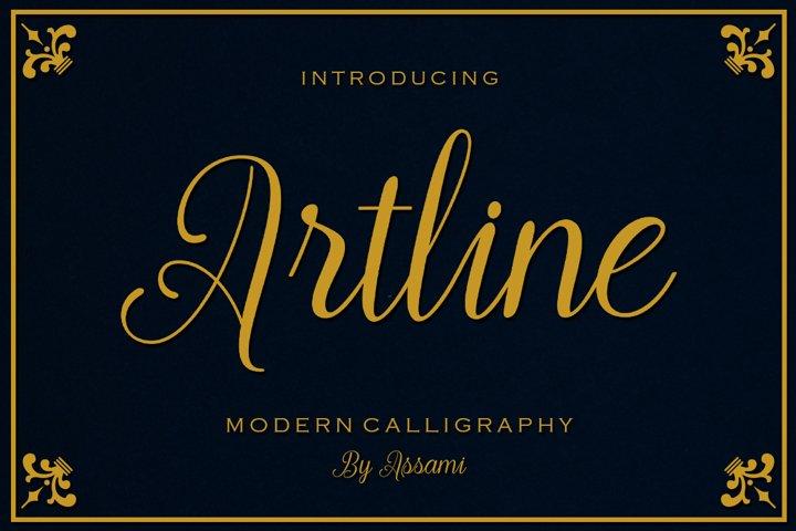 Artline Script