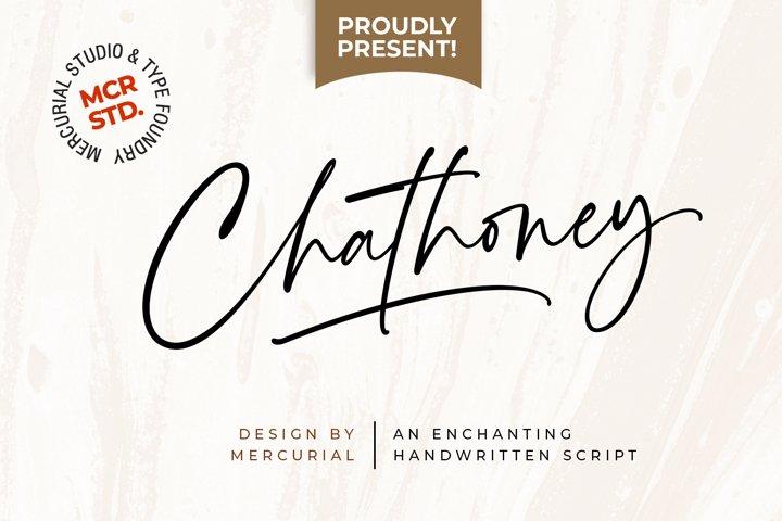 Chathoney