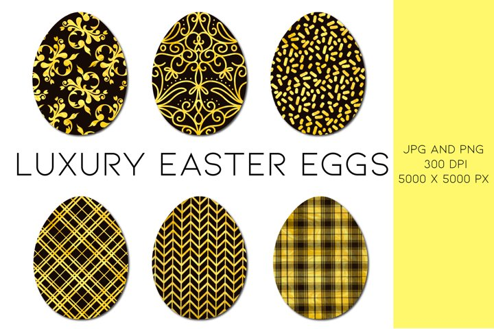 Easter eggs PNG | Easter Cut files | Files for cricut