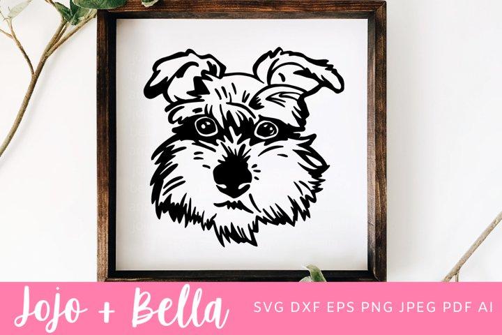 Terrier Svg| Dog Svg| An Animal Svg File