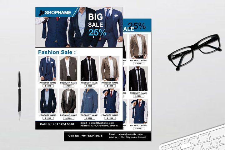Flyer - Fashion