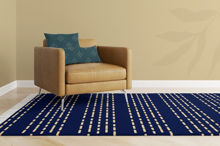 Modern Bohemian patterns. Boho pattern collection example 5