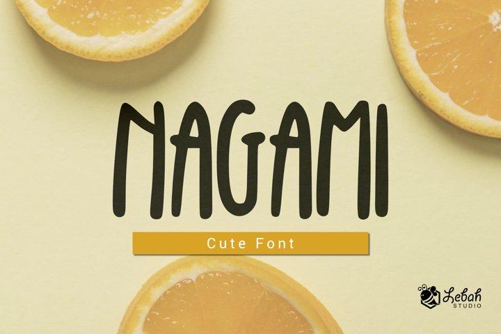 Nagami Font