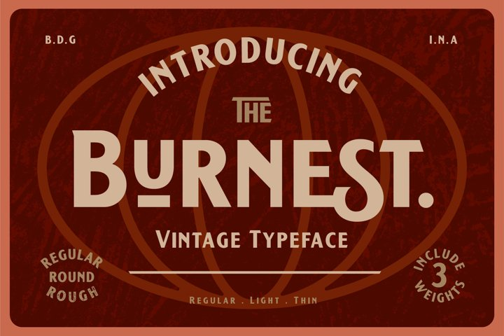 Burnest