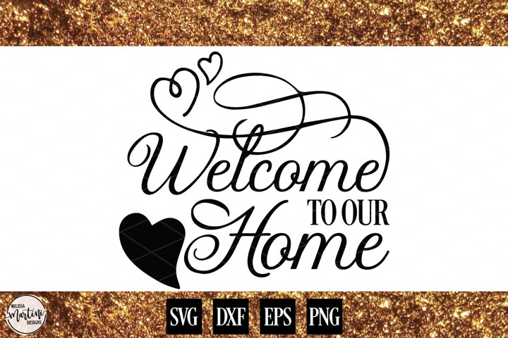 Welcome To Our Home (English and Swedish)
