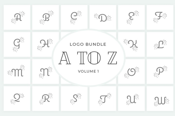 Vol.1 A To Z Template