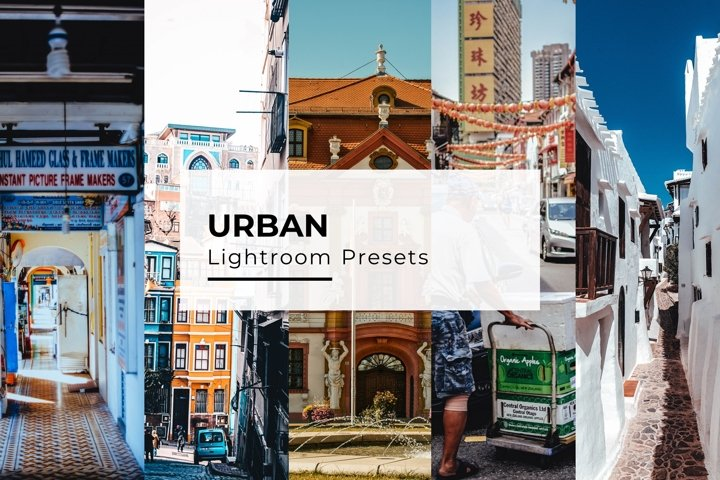 10 Urban Lightroom Presets