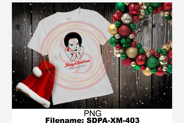 Christmas Sublimation Design SDPA-MX-403