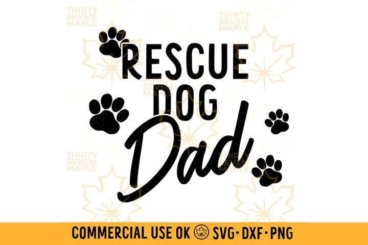 Rescue Dog Dad
