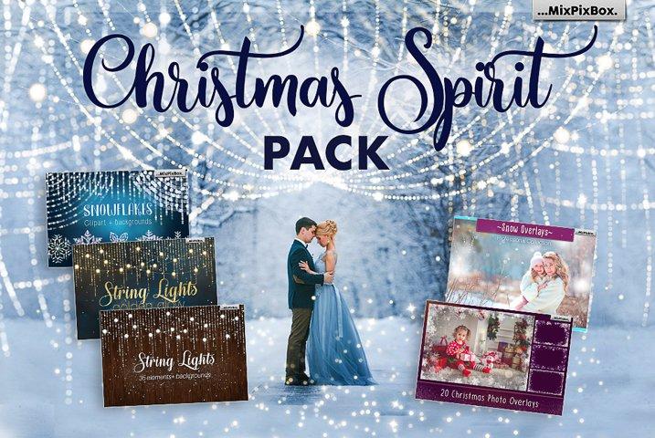 Christmas Spirit Pack