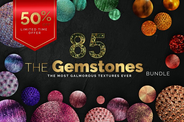 The Gemstone Sparkling Bundle