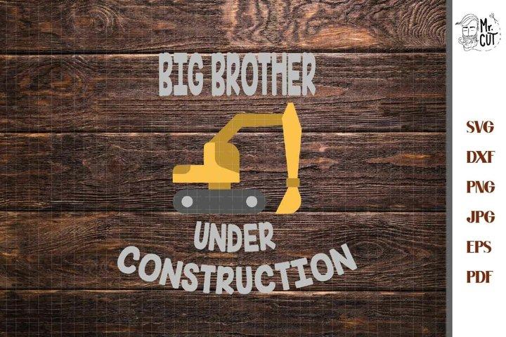 big brother Bodyguard SVG, Family svg, Big Brother,