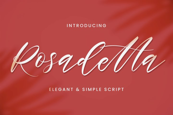 Rosadetta