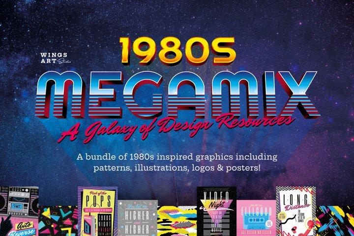 The Epic 1980s Graphics Bundle
