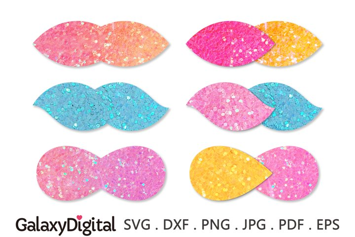 Cute Snap Clip SVG, Hair Clip Cover Template SVG