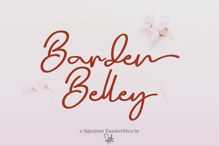 Barden Belley