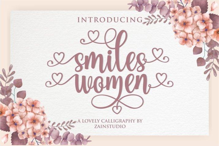 Smiles Women