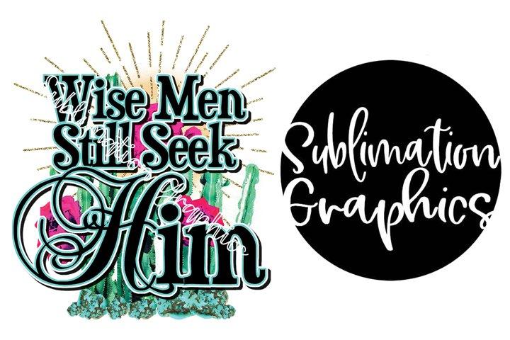Wise Men Sublimation Digital Download