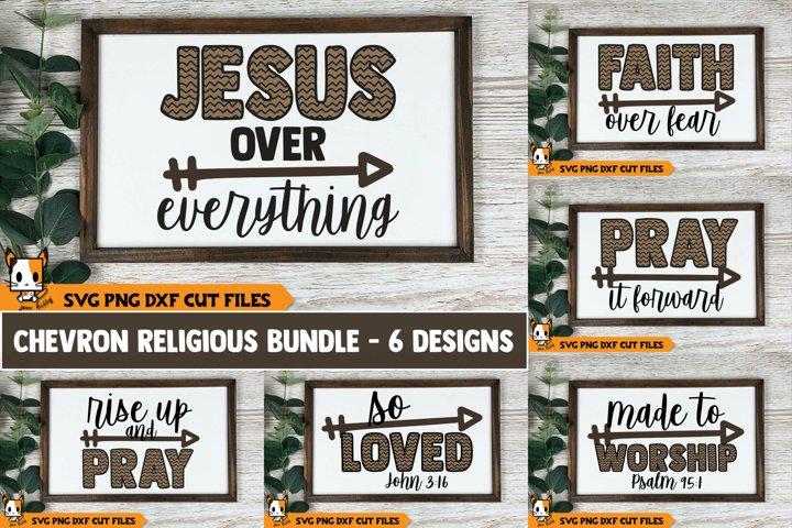 Religious SVG Bundle | Christian Faith
