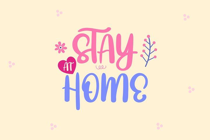 Joyfully | Cute & Playful Typeface example 4