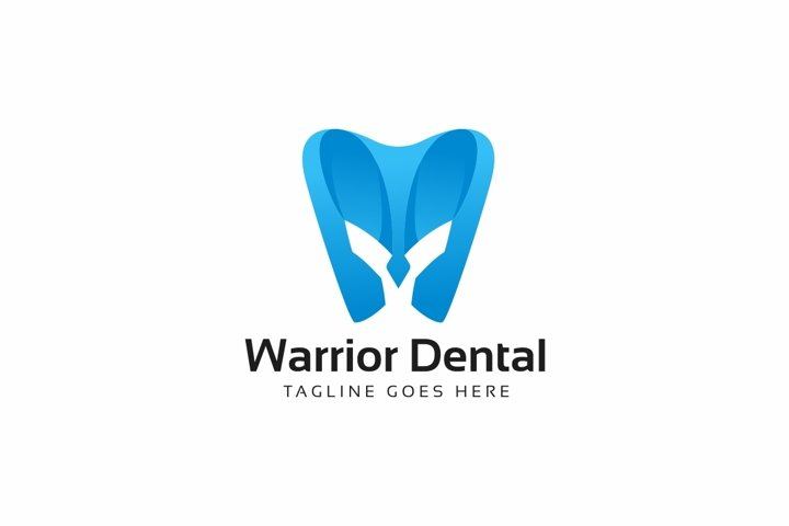 Warrior Dental Logo