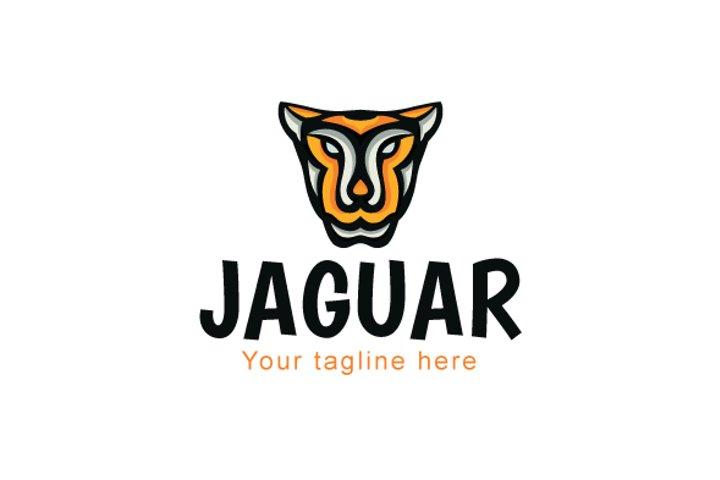 Jaguar - Wild Animal Stock Logo Template Design