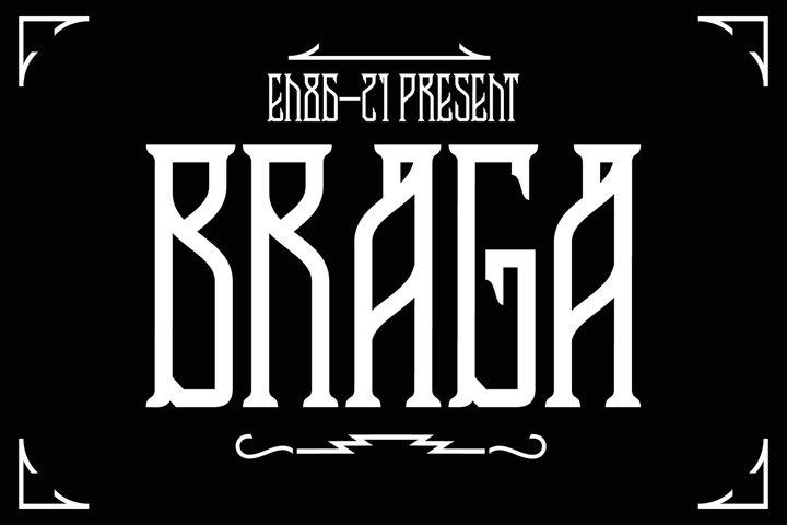 Braga & extras