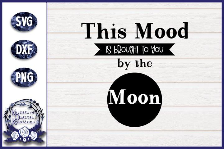 Full Moon SVG - Moon shirt - Funny Moon SVG