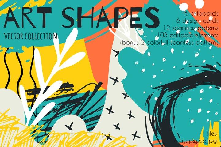 Art shapes