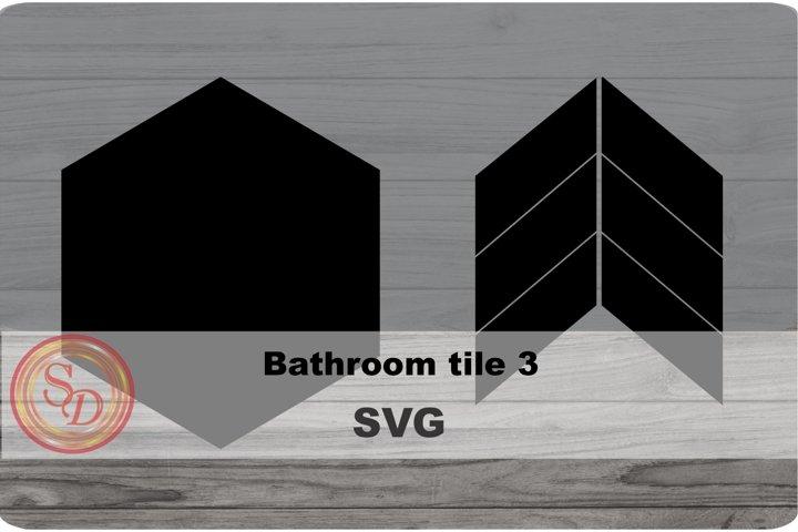 SVG bundle - Tile shape 3