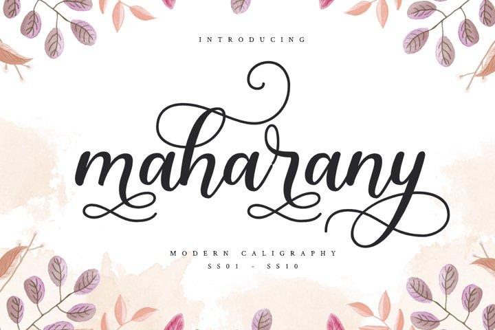 Maharany
