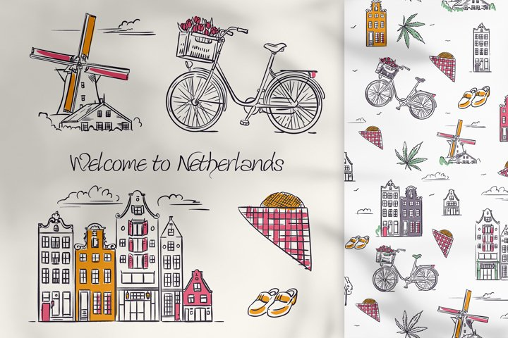 Welcome to Netherlands bundle