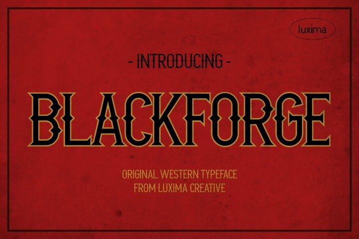 Blackforge