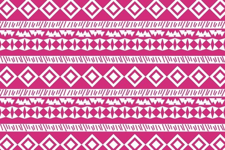 Ethnic vector tribal background