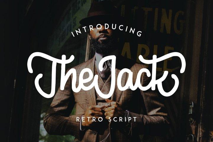 TheJack   Elegant Retro Script
