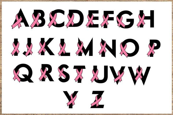 Breast cancer Bundle SVG Cancer awareness SVG