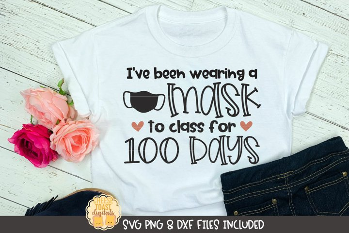 Ive Been Wearing A Mask To Class For 100 Days | 100th Day