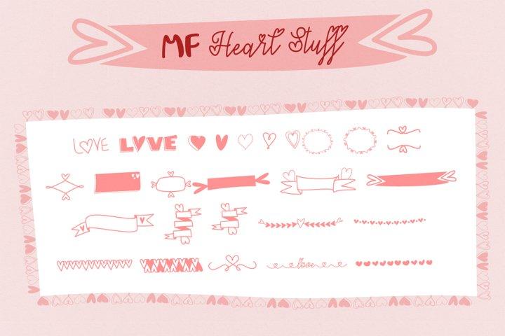 MF Heart Stuff