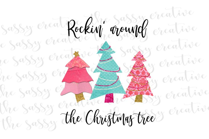 Sublimation Design for T-shirt |Christmas Quote PNG File