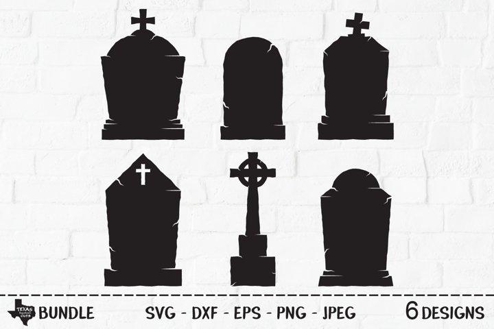 Tombstone Bundle SVG, Cut File, Halloween Shirt Designs