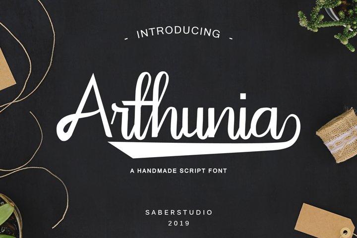 Arthunia