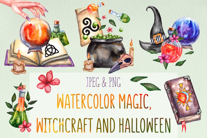 Magic, witchcraft, and Halloween